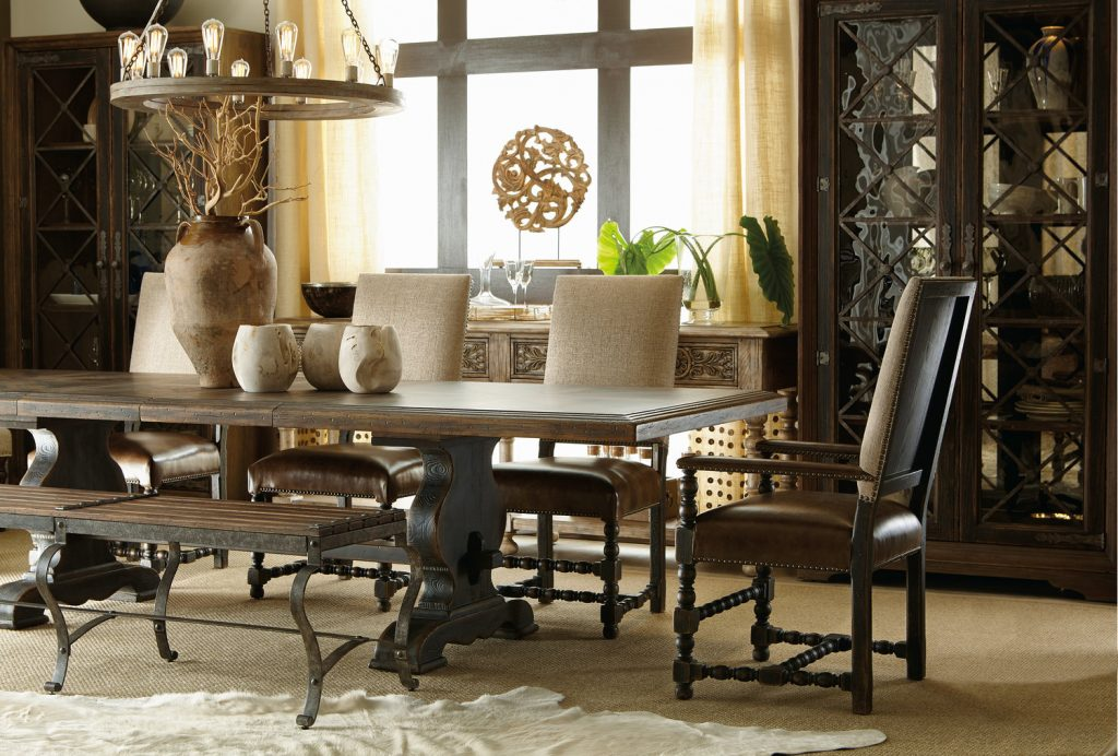 Hill Country Dining Isfd, Hill Country Furniture